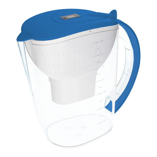 Dzbanek filtrujący Wessper AquaMax 3,5 l niebieski