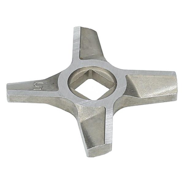 Nożyk dwustronny maszynki do mielenia Zelmer [komora nr 5]