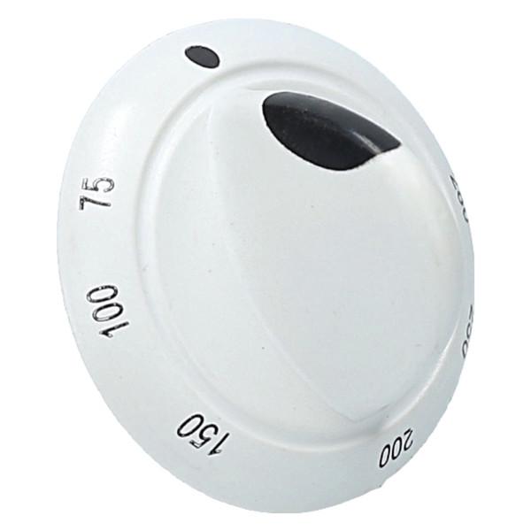 Pokrętło do piekarnika Beko BPM5632W (Biały, Temperatury)
