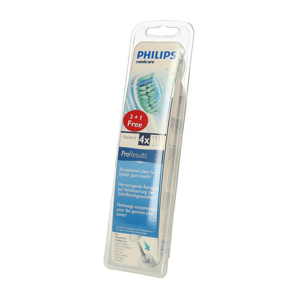 Końcówki Philips Sonicare ProResults Standard HX6014 do szczoteczki elektrycznej