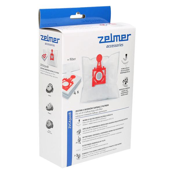 Worki do odkurzacza Zelmer Jupiter (Zelmer, Syntetyczne)