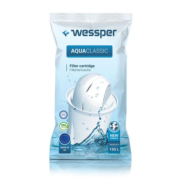 10x Filtr wody Wessper AquaClassic WES002 do dzbanków Dafi Brita Zelmer Anna BWT