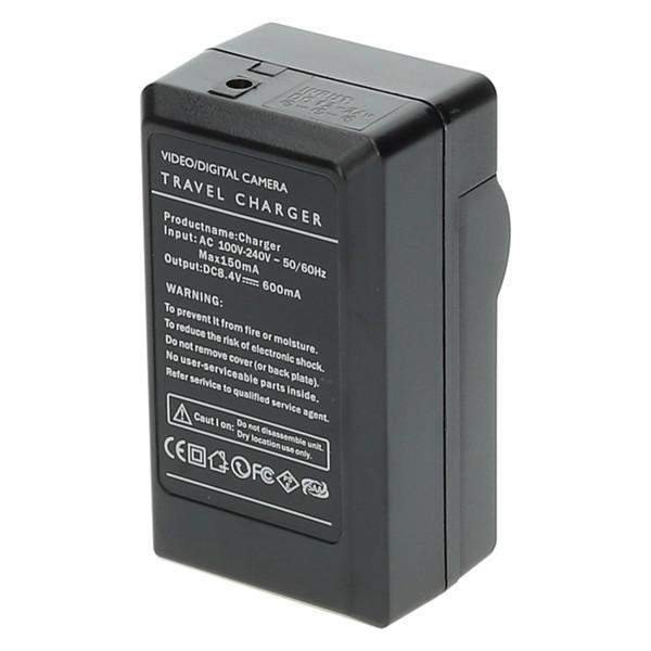 Ładowarka do aparatu Panasonic Lumix DMC-FZ18 (Pure Power, 8.4 V, 0.6 A)