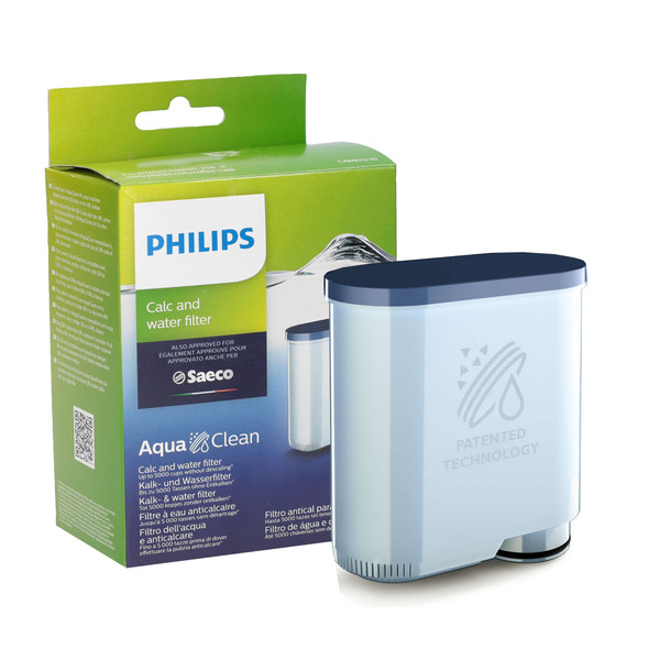 Filtr wody do ekspresu do kawy Saeco PICOBARISTO HD8925/09 (Saeco, 500 l)