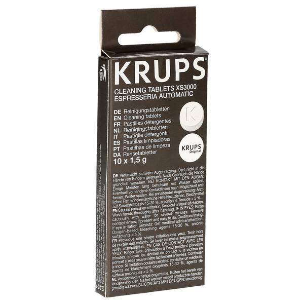 Odkamieniacz w tabletkach do ekspresu do kawy Krups F889 (Krups, Oryginał)
