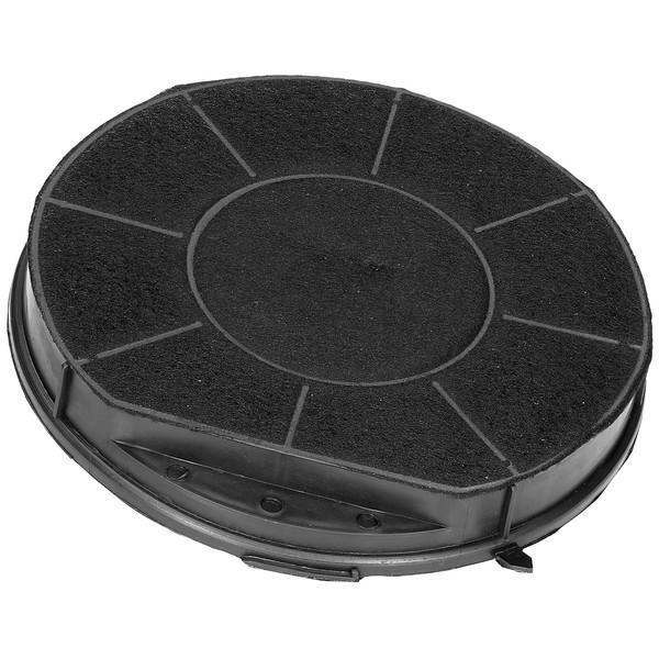 FIltr do okapu Gamma FS30X (Okrągły, Węglowy)