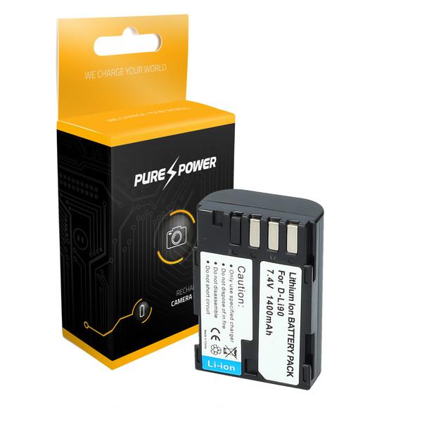 Akumulator do aparatu Pentax K-5 LIS D-LI90 1400mAh