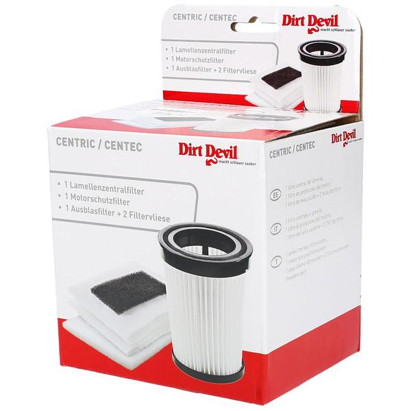 Zestaw filtrów do odkurzacza Dirt Devil M2827-4 (Dirt Devil)