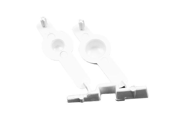 Przycisk do pralki Whirlpool AWE 6519/P (OEM, Biały)