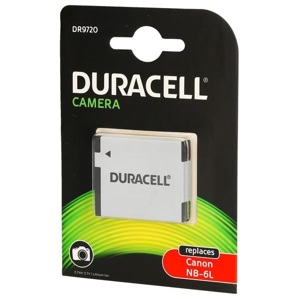 Akumulator do aparatu Canon PowerShot SX700 HS (700 mAh, Duracell)