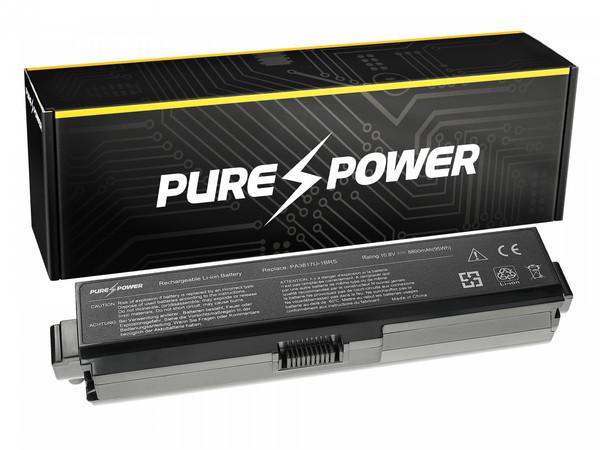 Bateria do laptopa Toshiba Satellite A660-13P (8800 mAh, Li-Ion, 10.8 V)