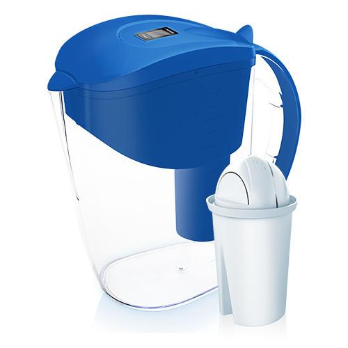 Dzbanek filtrujący Wessper AquaClassic 3,5l niebieski