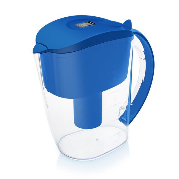 Wessper dzbanek alkaliczny AquaPro niebieski 3.5l + filtr