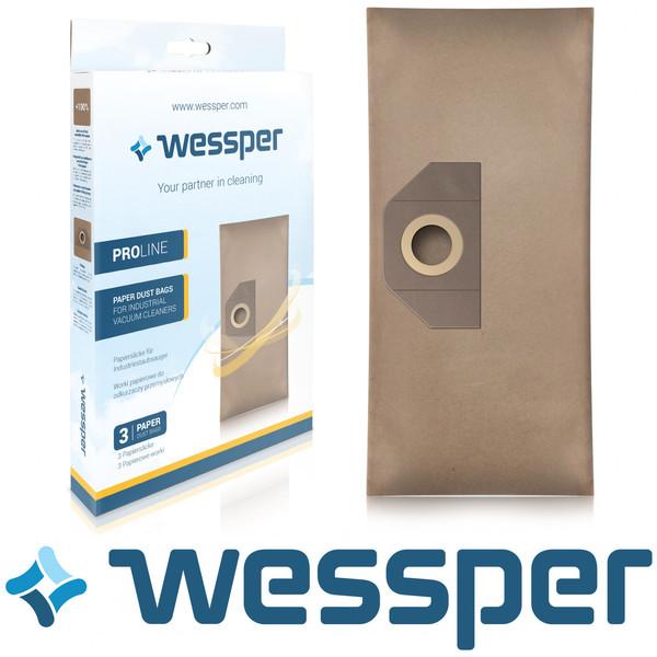 Worki do odkurzacza Kärcher WD 3.500 (Wessper, Papierowe)