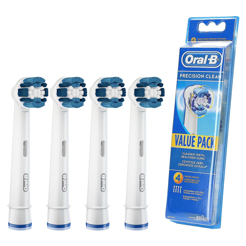 Końcówki Oral B Precision Clean 90541910 Do Szczoteczki Elektrycznej