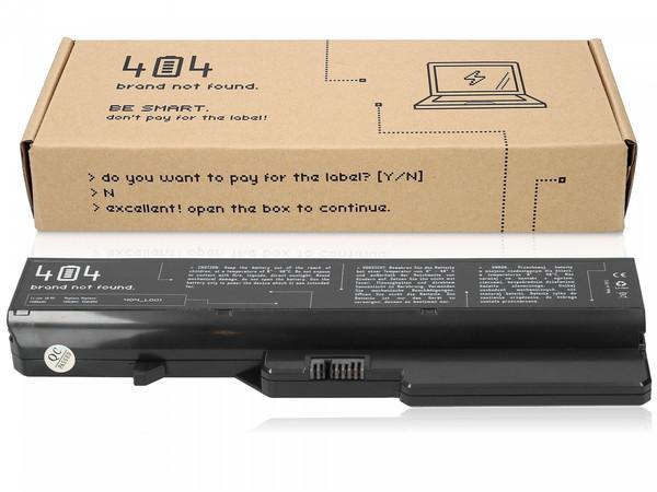Bateria do laptopa Lenovo G780 (4400 mAh, Li-Ion, 10.8 V)