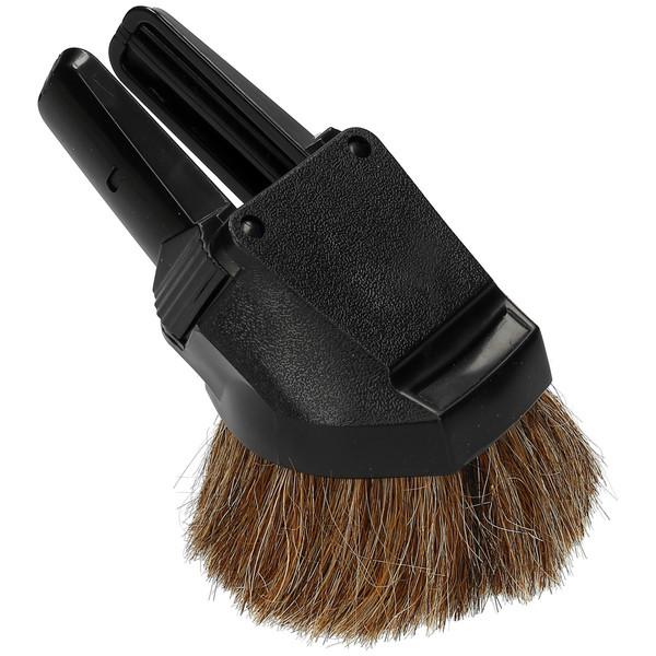 Ssawka znaturalnym włosiem do odkurzacza Philips, Karcher, Amica 32mm
