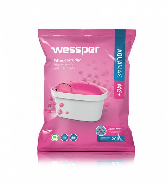 Wkład filtrujący do dzbanka Wessper AquaMax MG+
