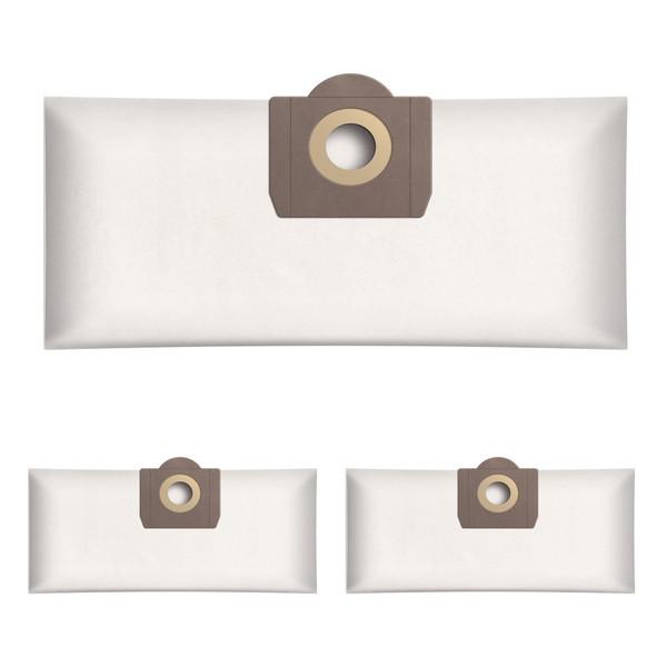 Worki papierowe do odkurzacza Merida Hermes 200, Shop Vac 905.34, Karcher WD4.200