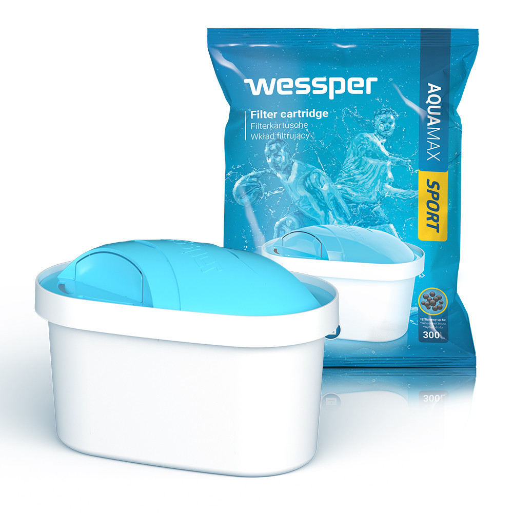 Wkład filtrujący do wody Wessper AquaMax Sport