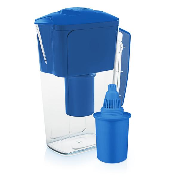 Dzbanek filtrujący Wessper AquaPro 2,5l niebieski