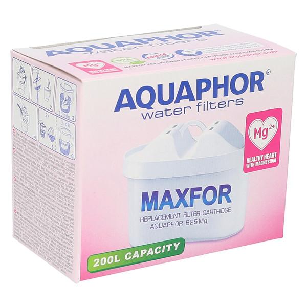 Filtr wody, wkład Aquaphor Maxfor B25 MG do dzbanka Brita, Dafi Unimax, Aquaphor