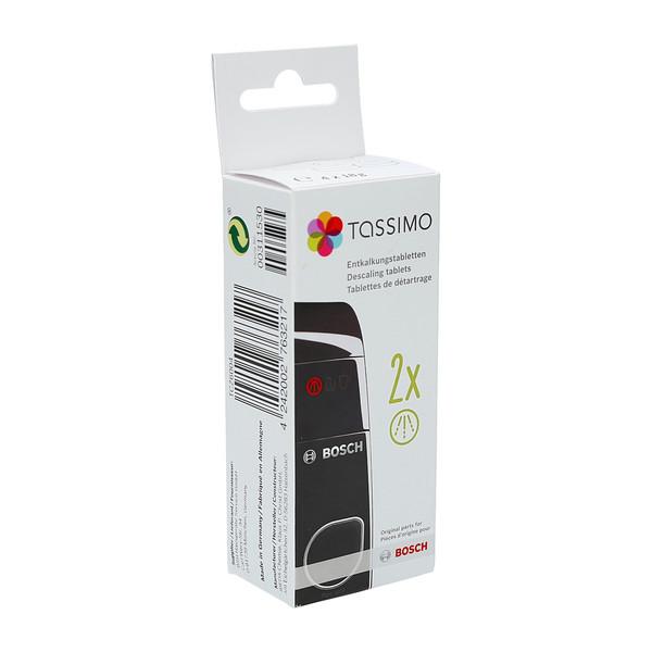 Odkamieniacz w tabletkach do ekspresu do kawy Siemens TE503509DE/01 (Bosch, Oryginał)