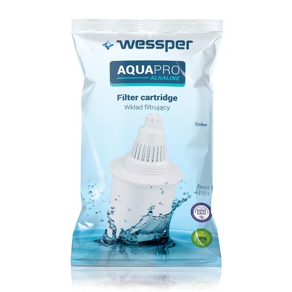 Filtr wody do dzbanka Wessper Aquapro 3.5L (Wessper)