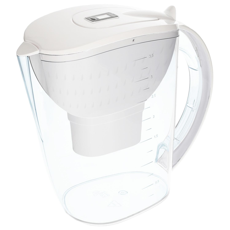 Dzbanek filtrujący Wessper AquaMax 3,5 l biały