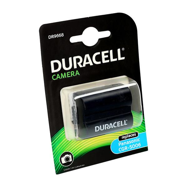 Akumulator do aparatu Panasonic Lumix DMC-FZ18 (700 mAh, Duracell)