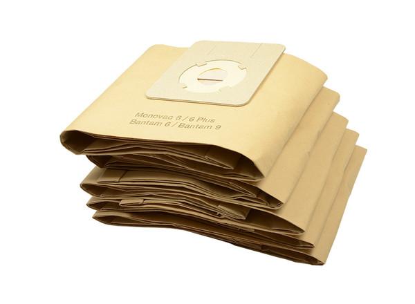Worki do odkurzacza Wetrok Monovac 6 (OEM, Papierowe)