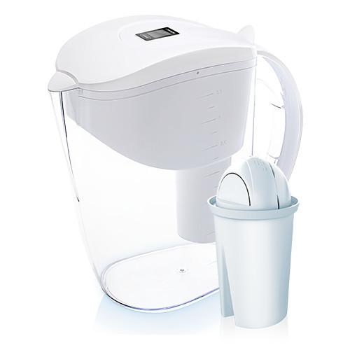 Dzbanek filtrujący Wessper AquaClassic 3,5l biały
