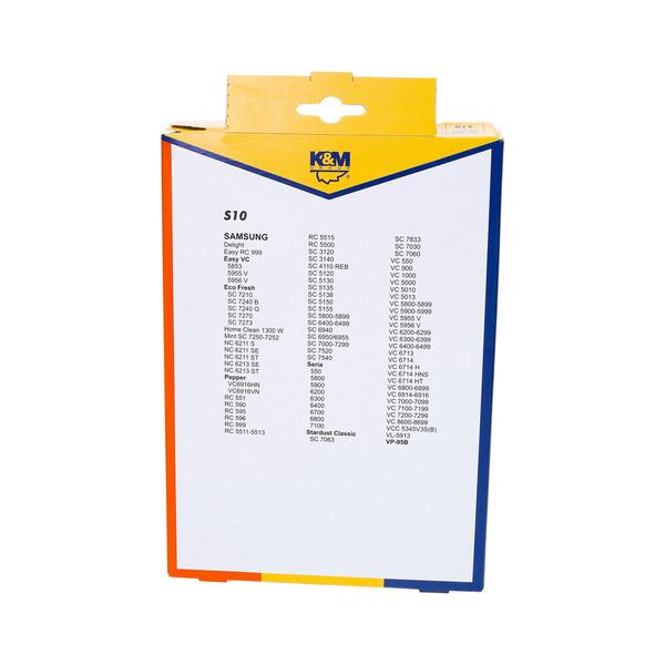 Worki do odkurzacza Manta VCL101 (OEM, Papierowe)