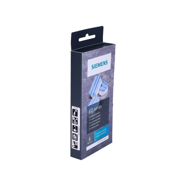 Odkamieniacz w tabletkach do ekspresu do kawy Siemens TE503509DE/01 (Bosch-Siemens, Oryginał)