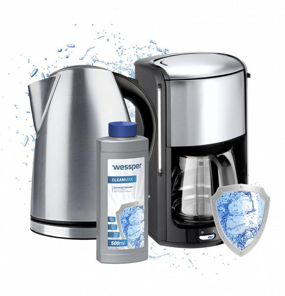 Odkamieniacz w płynie do ekspresu do kawy Siemens TE503509DE/01 (Wessper, 500 ml)