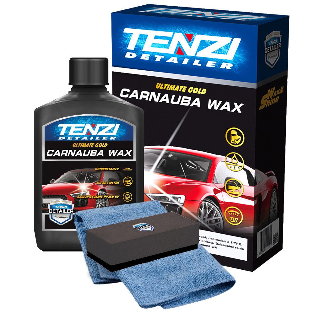 Tenzi Detailer Ultimate Gold Carnauba Wax - Wosk