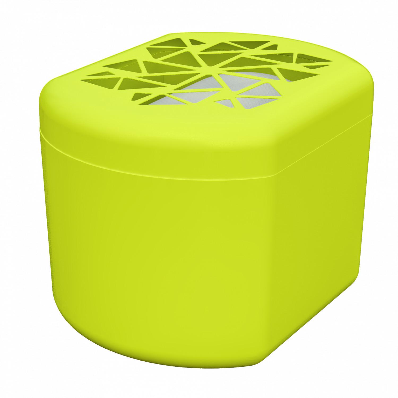 Pochłaniacz wilgoci Wessper HumiFill z wkładem 250g - Żółty Neon