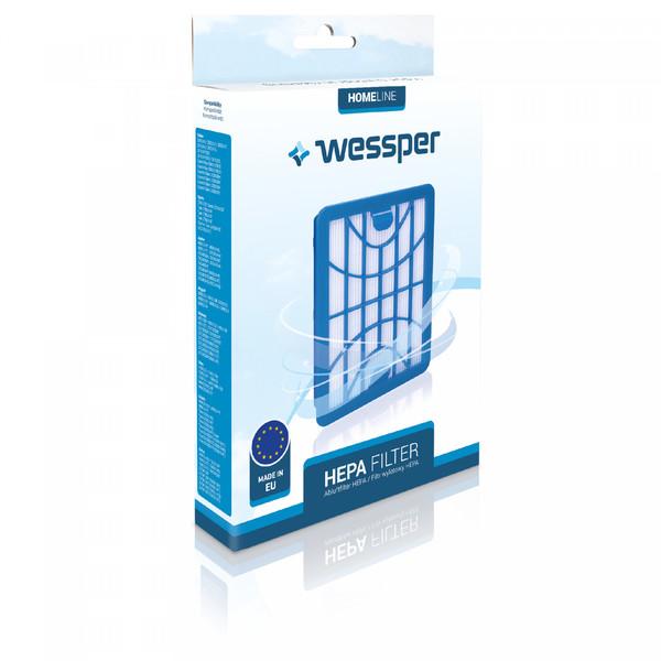 Filtr Wessper HEPA do odkurzaczy Zelmer WES2006