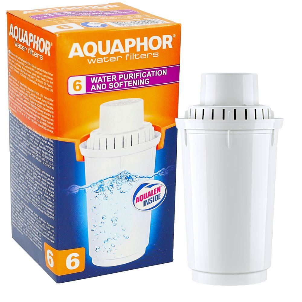 Filtr wody do dzbanka B100-6 Aquaphor Standard 300l Prestige 2.8 L