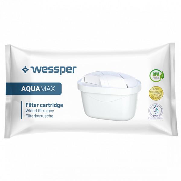 Filtr wkład wody Wessper AquaMax do Brita Maxtra Aquaphor B100-25 Dafi Unimax