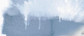 Normal w zamrazalniku zbiera si%c4%99 lod