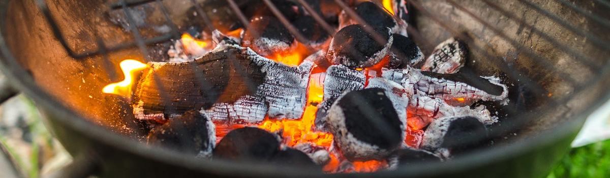 Large ash barbecue black 1309067